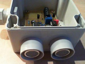 Ultraschallsensor Version 2