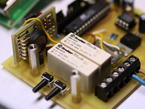 Umbau von Ultraschall auf Hydrostatischer Füllstandsmesser