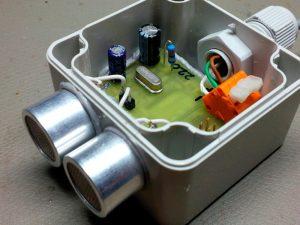 der kleinere serielle Ultraschallsensor 3