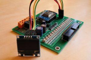der Akkucontroller überwacht die Zellenspannungen bei der Nutzung und beim Laden